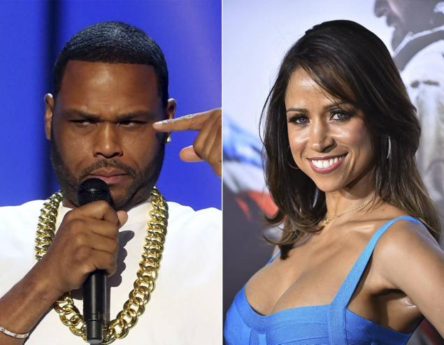 Anthony Anderson Stacey Dash