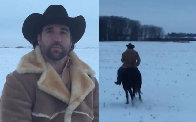 Jared_Allen_Retirement_Video_Ride_Off_Sunset
