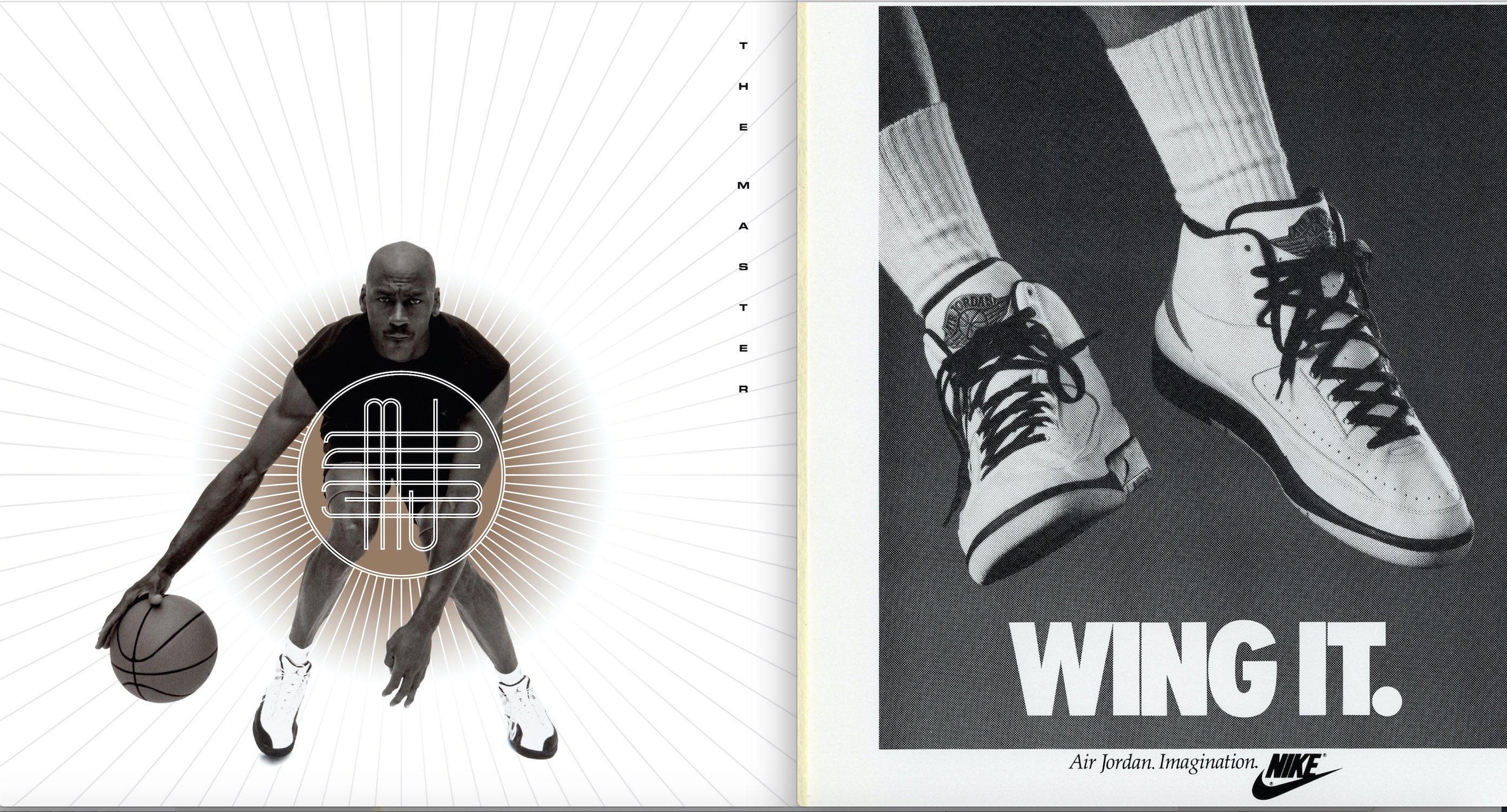 "Air Jordan ""Poster"" Collection (Air Jordan 2 & Air Jordan 12)"