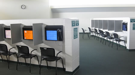 Video Visitation Screen
