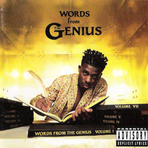Word From The Genius original cover
