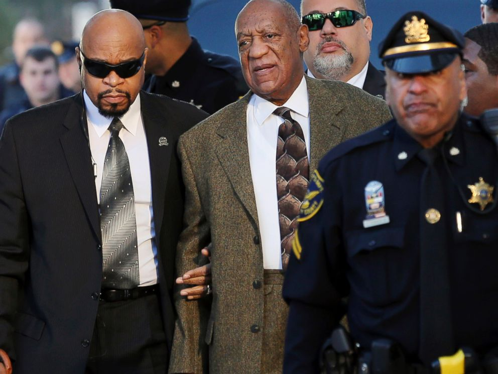 Judge tosses parts of Cosby's lawsuit over secrecy promises