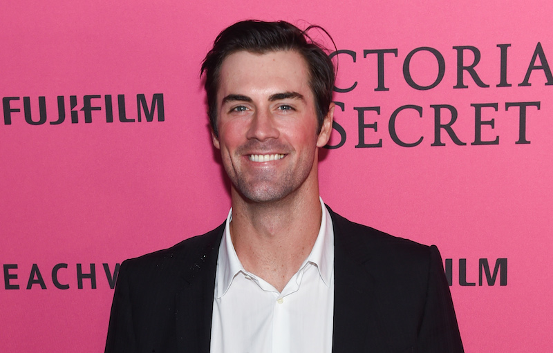 MLB pitcher Cole Hamels attends the 2015 Victoria's Secret Fashion Show After Party at Tao on Tuesday, Nov. 10, 2015, in New York. The Victoria's Secret Fashion Show will air on CBS on Tuesday, December 8th at 10pm EST. (Photo by Scott Roth/Invision/AP)