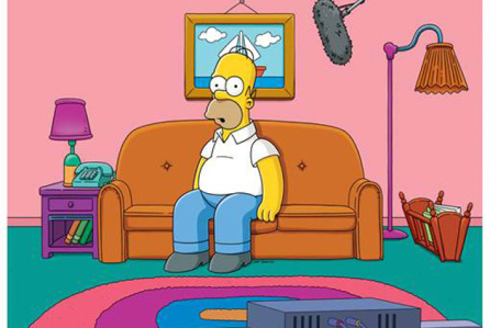 homer simpson the simpsons