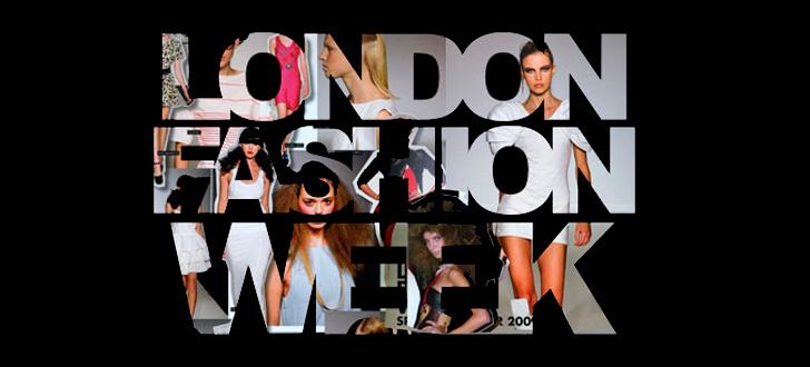 london fashion week logo