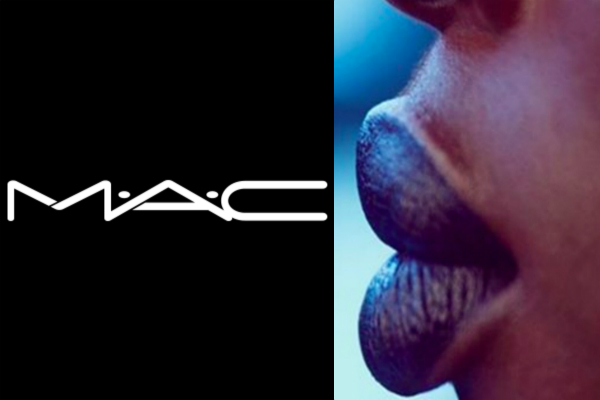 MAC Cosmetics Faces Racist Backlash After Posting Photo Of Black Model's Full Lips On Instagram