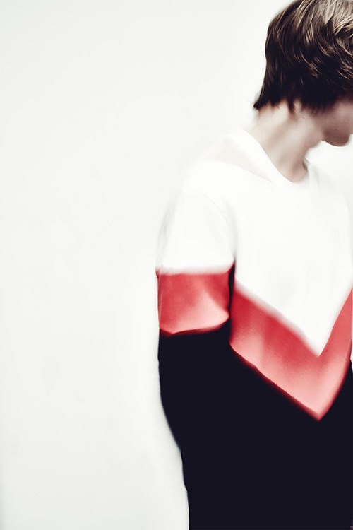 raf simons fred perry  lookbook