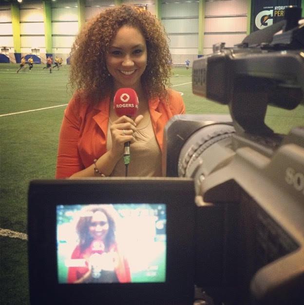 World Wide Woman: Meet Toronto Media Director Alicia Ellis
