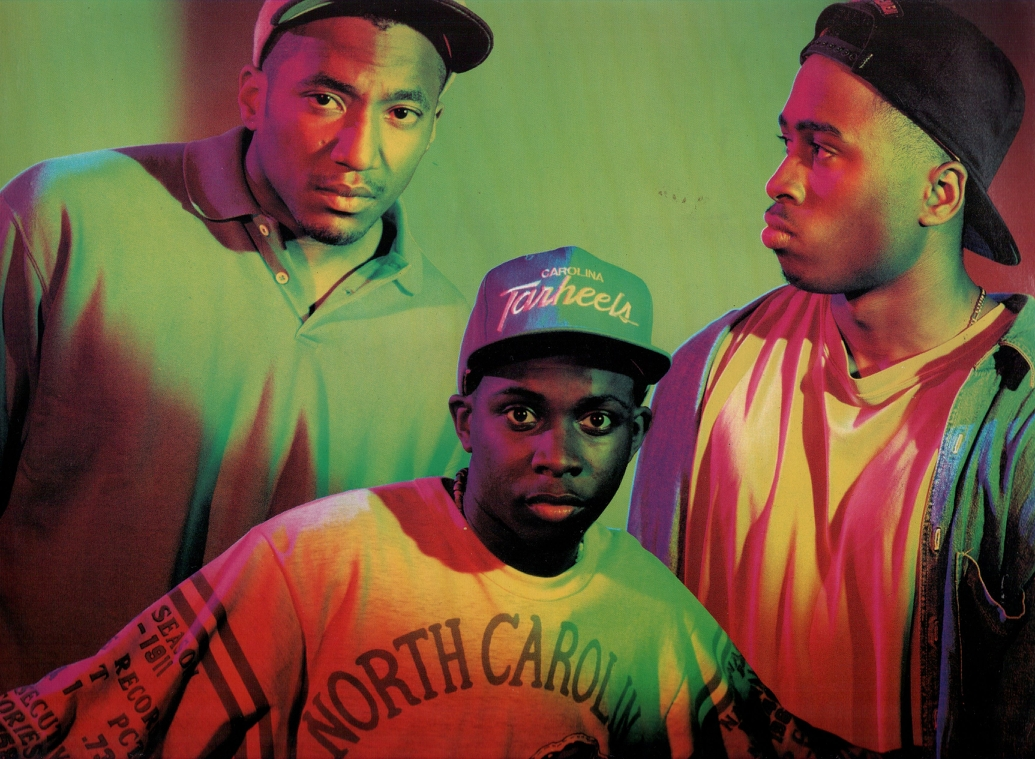 ATCQ low end inside cover LP