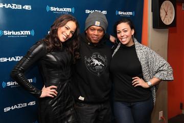 Celebrities Visit SiriusXM fPgBQLoffm