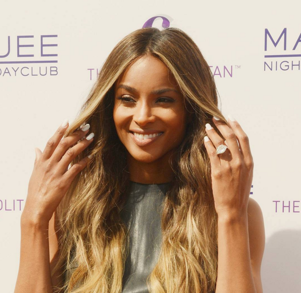 Ciara Engaged