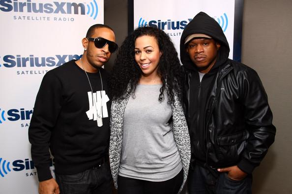 Devi Dev Ludacris Visits Sway Morning SiriusXM VzhvBfFzatl