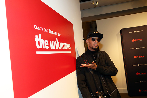 Canon's Rebel With A Cause Campaign With Swizz Beatz - Silent Auction