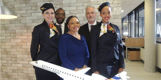 New airline takes off