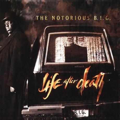 Notorious BIG Life After Death e