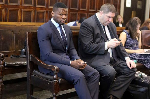 Rapper-50-Cent-whose-real-name-is-Curtis-James-Jackson-III-takes-the-oath-before-testifying-in-a-lawsuit-for-a-sex-tape