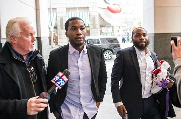 Meek Mill Appeals House Arrest; Wants Judge To Allow Him To Record Music