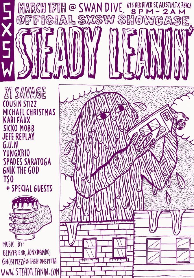 Steady-Leanin-SXSW