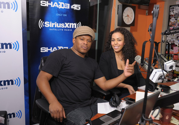 Sway Calloway Hosts First Day Sway Morning PGNpzioBmbcl