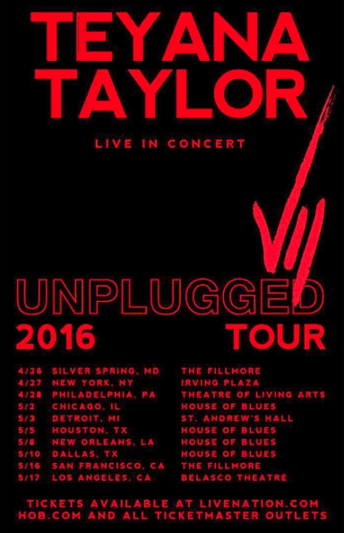 Teyana-Taylor-unplugged-tour