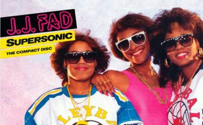 Jj Fad Supersonic Lyrics