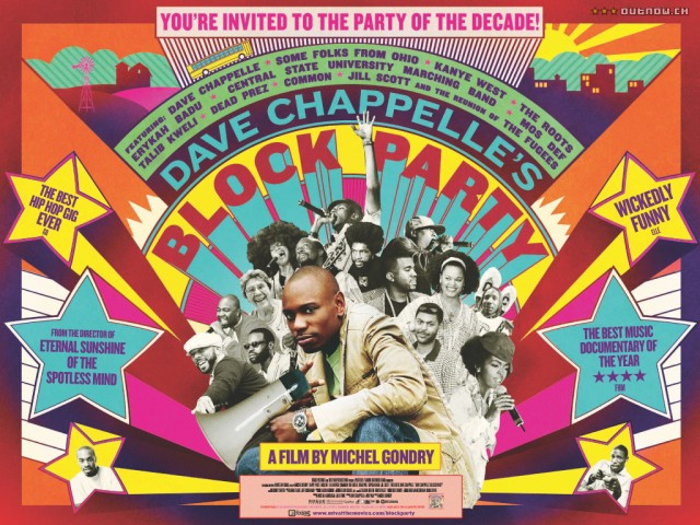 chappelle block party cover