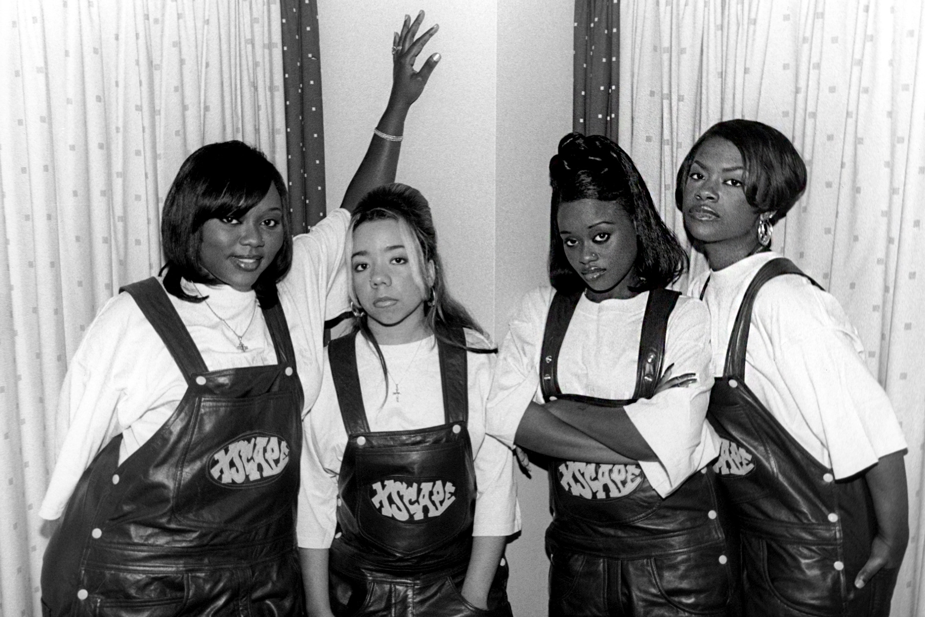 Girl Group Tribute Just Kickinu0026#39; It With Xscape | The Source
