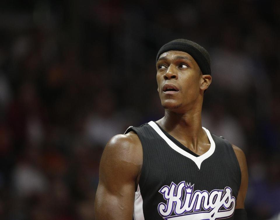 Rajon Rondo Wants The Mavericks To Not Make The Playoffs