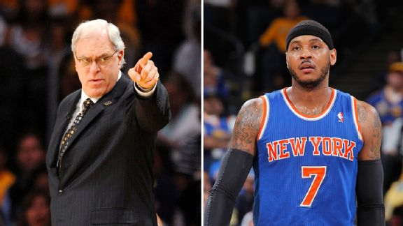 New York Knicks: Carmelo Anthony wants a coaching search