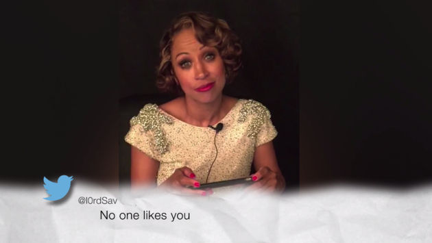 stacey dash mean tweets feature