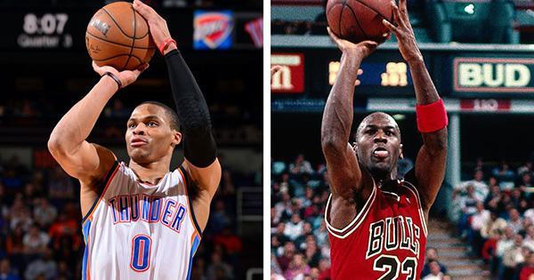 Menyamai Rekor Michael Jordan, Russell Westbrook Kesal