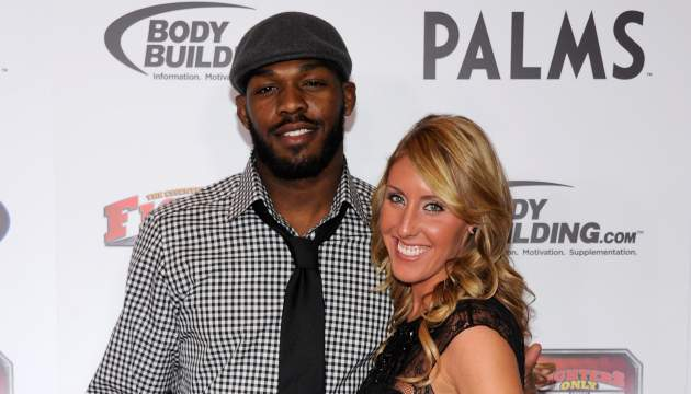 jon jones is in relationship with jessie moses are they