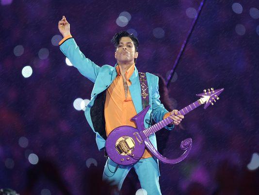 AP APTOPIX Obit Prince