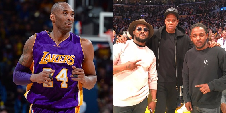 Did Jay Z Keep The Game Ball From Kobe Bryant S Last Game