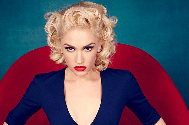Gwen Stefani  press billboard