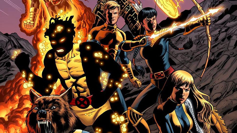 The 'X-Men'...