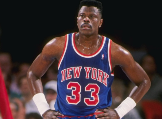 Image result for ewing knicks