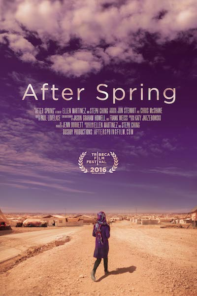 after spring film poster