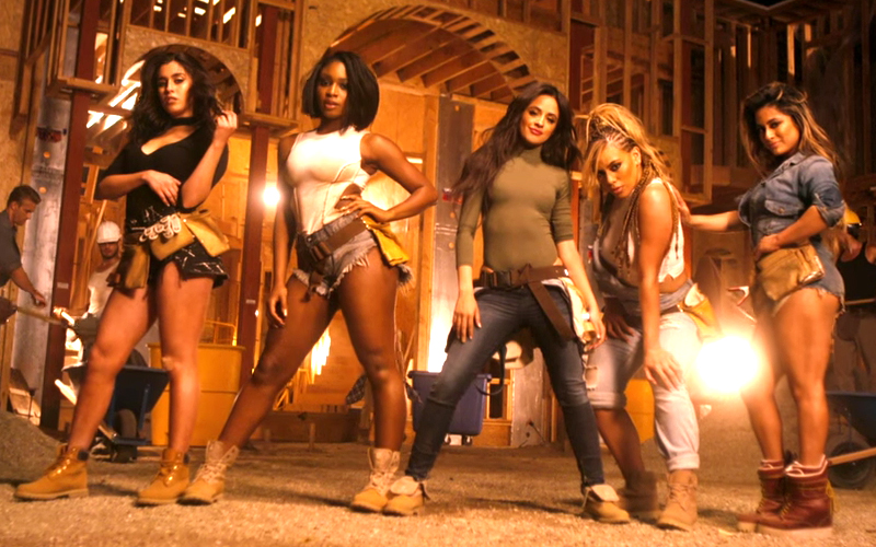 fifth harmony work home music video