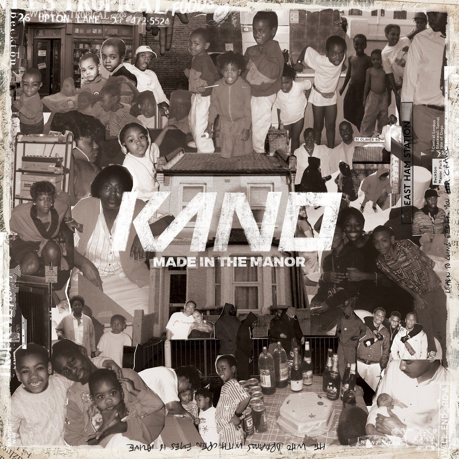 kano made in the manor cover