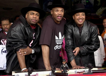 Today in Hip Hop History: Run-D M C  Gets Inducted Into Rock