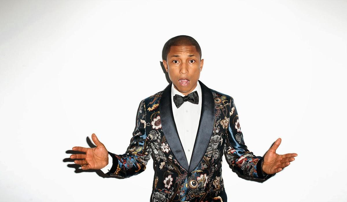 a41299f81beca Celebrating The Life Of A Mogul  Happy Birthday Pharrell Williams ...