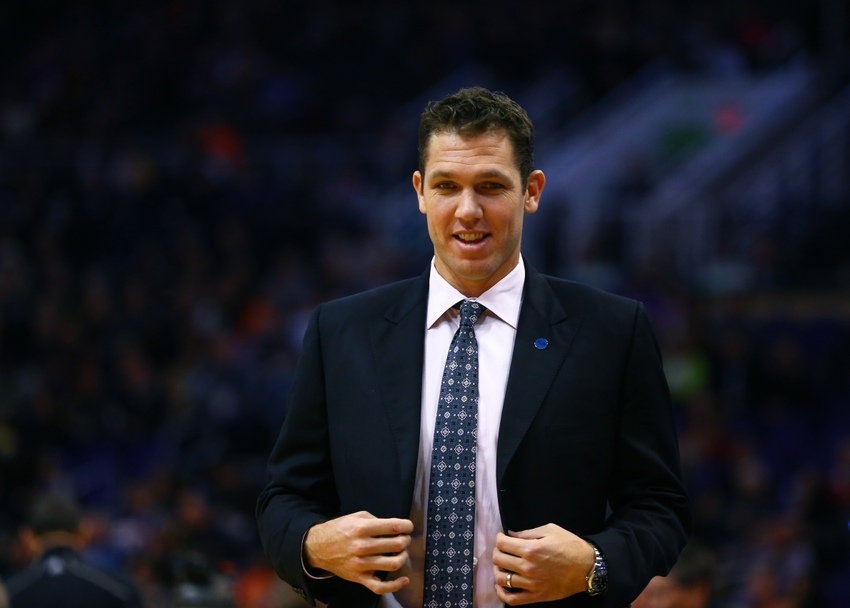 The Lakers Have Hired Luke Walton As Their New Head Coach ...