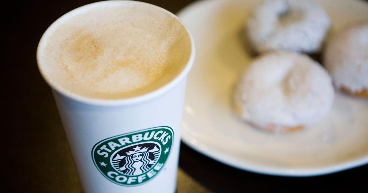 starbucks latte lawsuit