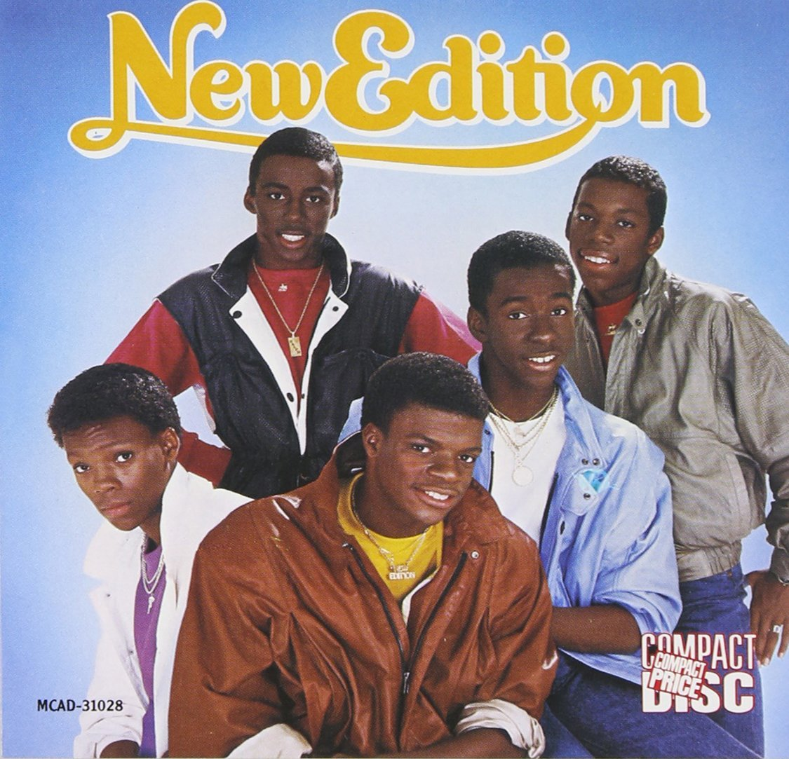 Bet to air miniseries about '80s r&b group new edition.