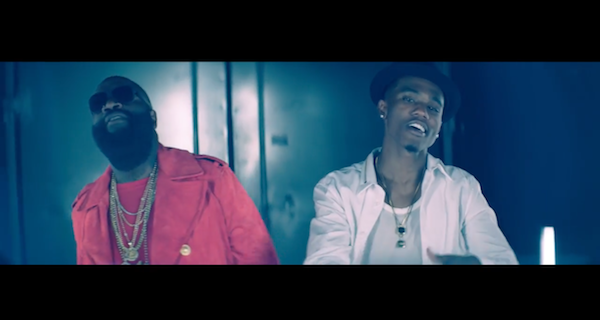 B. Smyth-Rick Ross-Gold Wrappers-Video