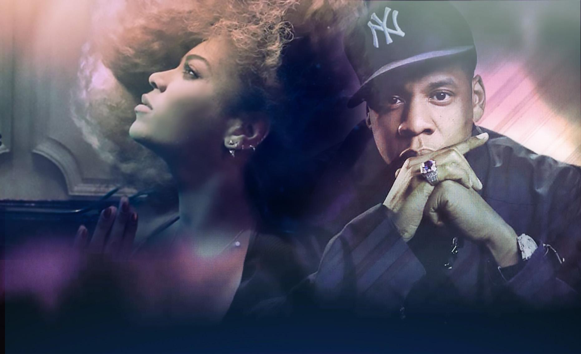 Beyonce JayZ montage