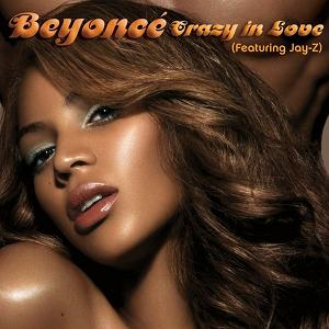 Beyonce   Crazy In Love single cover