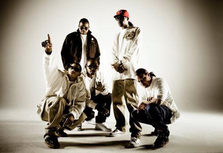 Bone Thugs Promo Pic