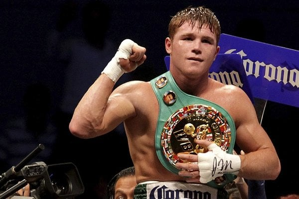 Canelo Alvarez - The Source - Interview